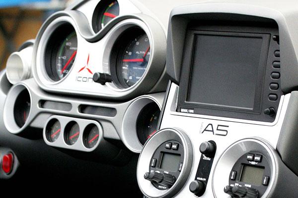 Icon демонстрирует новый интуитивный индикатор aoa самолёта a5