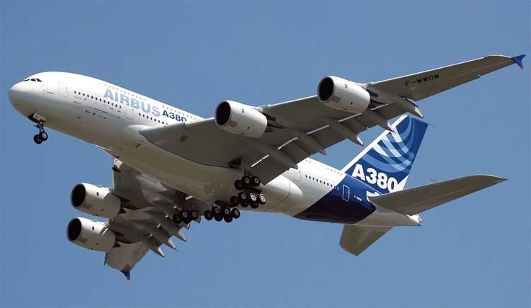 Идея для новой комплектации лайнера airbus a380