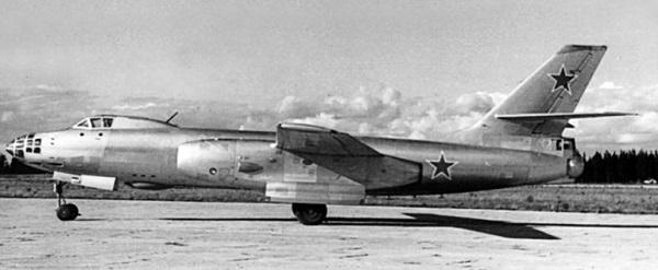 Ильюшин ил-46. фото. характеристики. история.