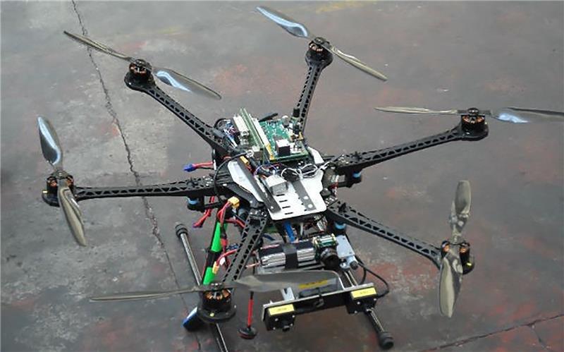 Интеллектные системы для беспилотных летательных аппаратов. первые шаги