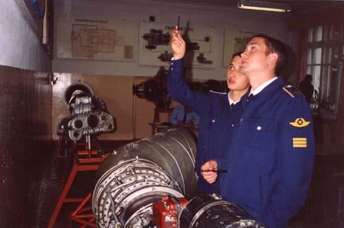 Иркутский технический авиационный колледж гражданской авиации