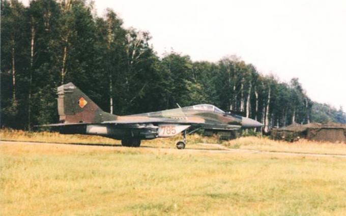 Испытано в германии. истребитель миг-29 (9-12а)