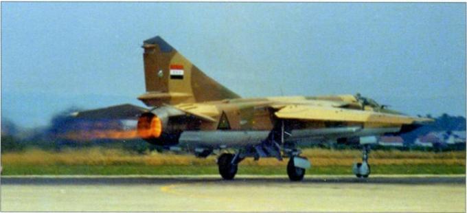 Испытано в югославии. фронтовой истребитель миг-23мл