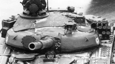 Испытано в сша. бронезащита башни основного боевого танка т-72б
