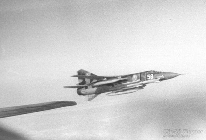 Испытано в сша. советские истребители в ввс сша часть 3