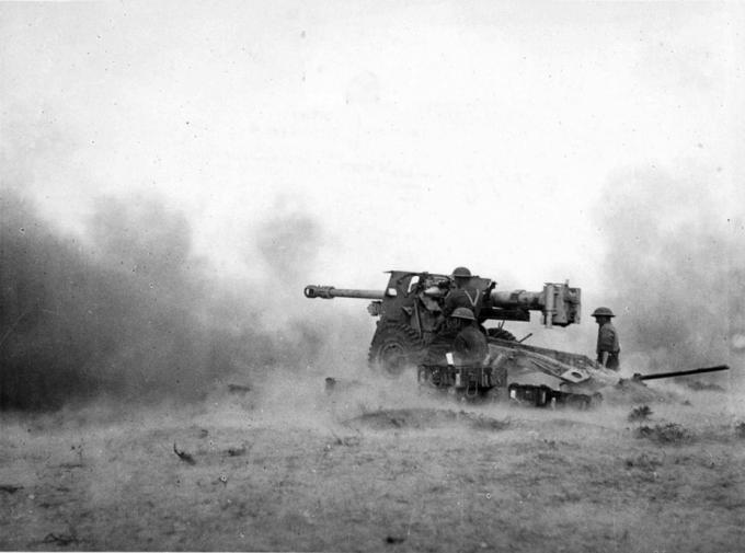 Испытано в ссср. противотанковая пушка ordnance quick-firing 17-pounder (oqf 17-pdr) mk.i