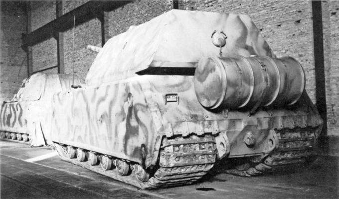 Испытано в ссср. сверхтяжёлый танк pz.kpfw. maus