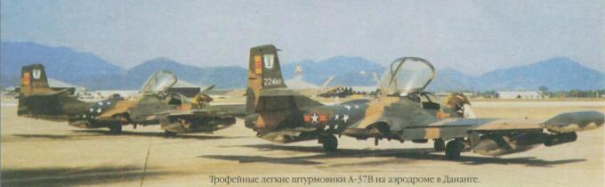 Испытано в ссср. вьетнамские трофеи часть 2 испытания легкого штурмовика а-37в dragonfly и истребителя f-5e tiger ii