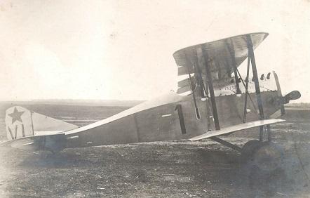 Истребитель ansaldo a.1 «balilla».