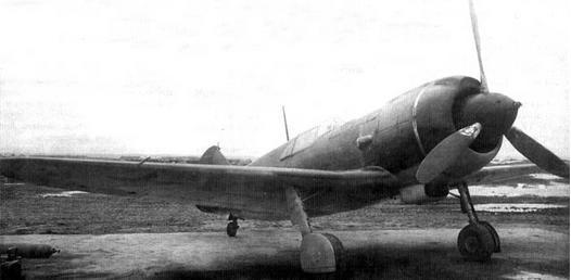 Истребитель гу-82.