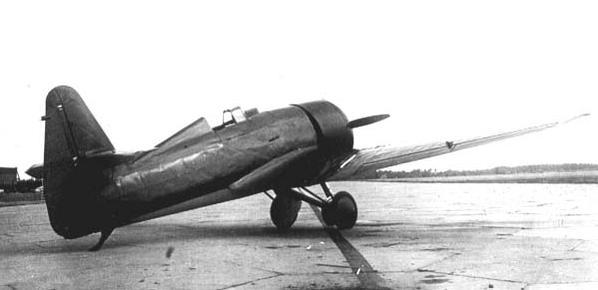 Истребитель и-14 (ант-31).