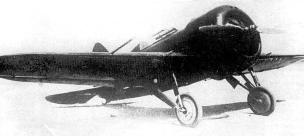 Истребитель и-16 тип 4 (цкб-12).
