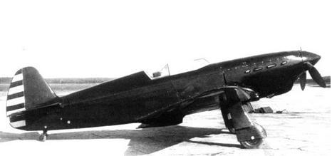 Истребитель и-26.