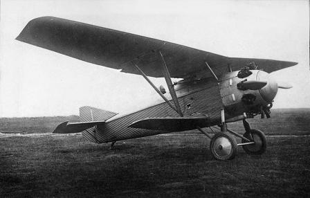 Истребитель и-4 (ант-5).