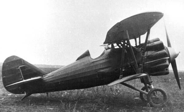 Истребитель и-5 (вт-11).