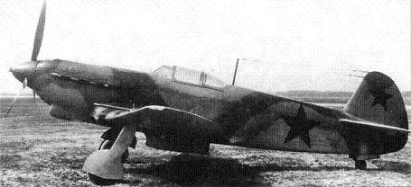 Истребитель як-9п (первый с таким названием).