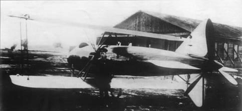 Истребитель «касяненко № 5» (кпи № 5).
