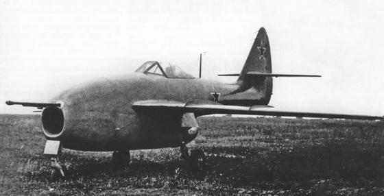 Истребитель ла-160 «стрелка».