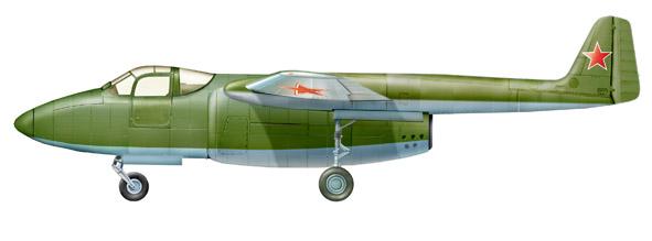 Истребитель ла-врд (проект).