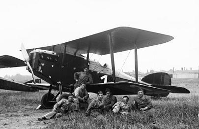Истребитель martinsyde f.4 «buzzard».