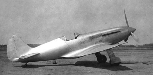 Истребитель миг-1 (и-200, изделие № 61).