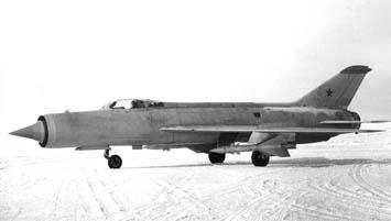 Истребитель-перехватчик и-75.