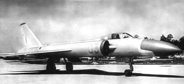 Истребитель-перехватчик ла-250 «анаконда».