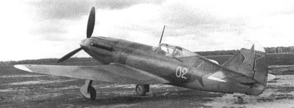 Истребитель-перехватчик миг-3у (и-230).