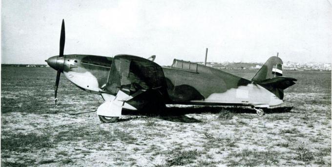 Истребитель рогожарски ик-3. югославия. часть 1