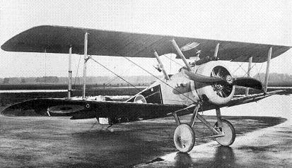 Истребитель sopwith f.1 «camel».