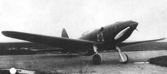 Истребитель су-1 (и-135).
