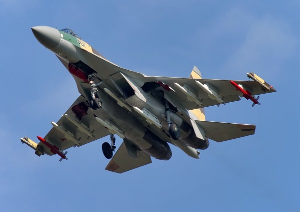 Истребитель су-35. фото. история. характеристики.