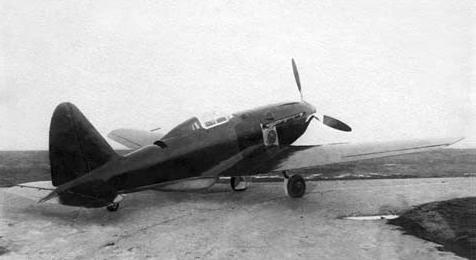 Истребитель су-3.