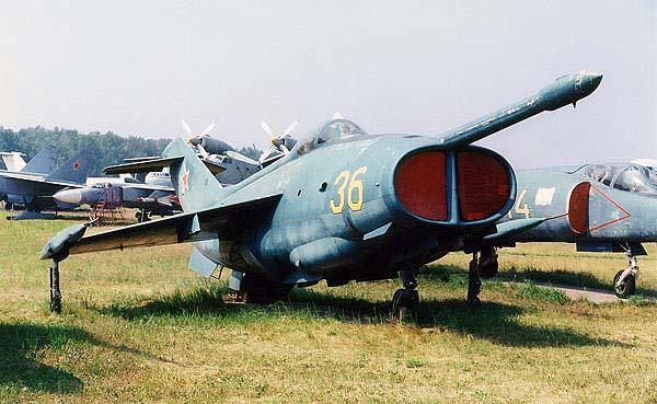 Яковлев як-36. фото и видео. история и характеристики.