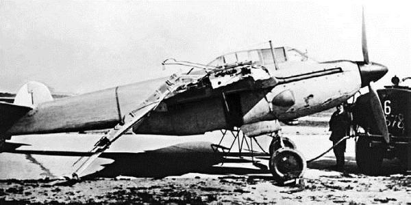 Яковлев як-4. фото, история и характеристики як-4.
