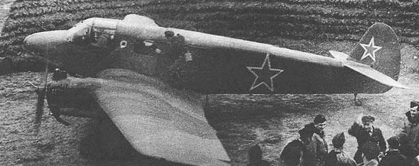 Яковлев як-6. фото. характеристики. история.