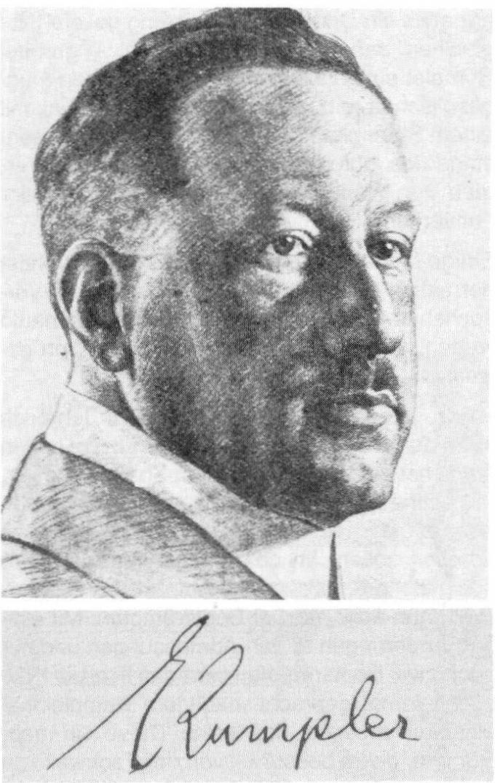 Эдмунд румплер и его авиационный двигатель мощностью 1000 л.с.