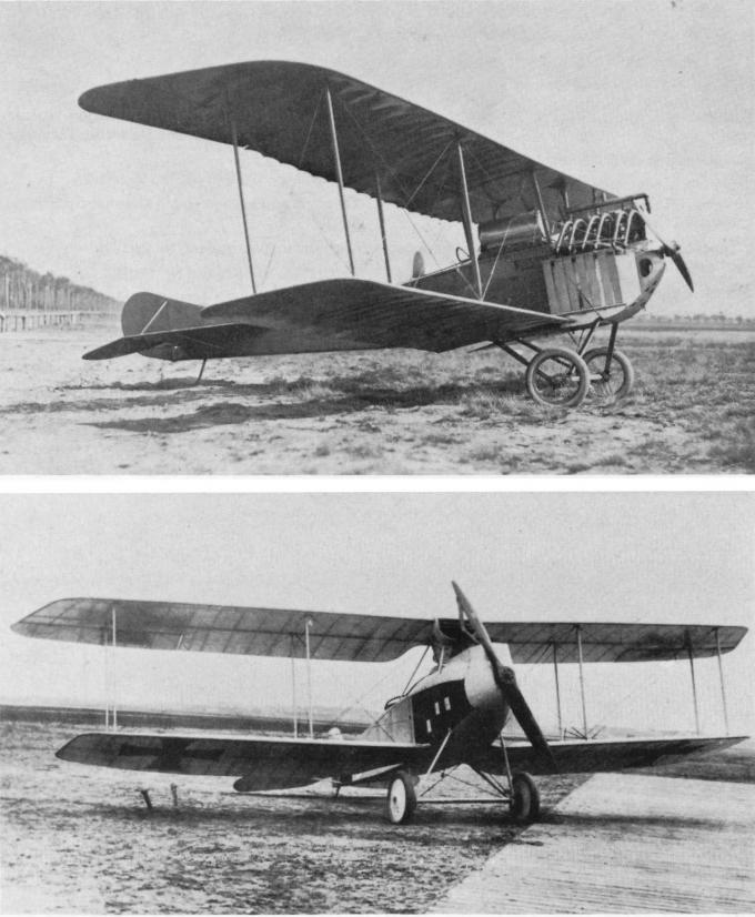 Эдмунд румплер и его самолёты. эра 1919-1940-х годов