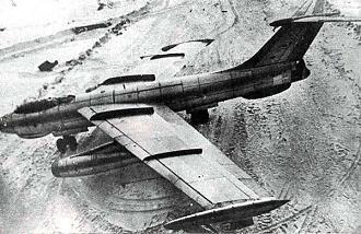 Экспериментальный дальний бомбардировщик «150».