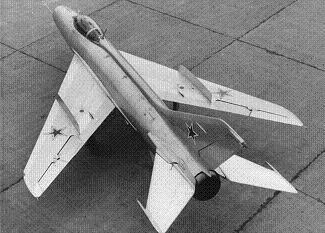Экспериментальный истребитель е-2.