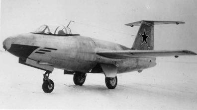 Экспериментальный истребитель-перехватчик и-270.