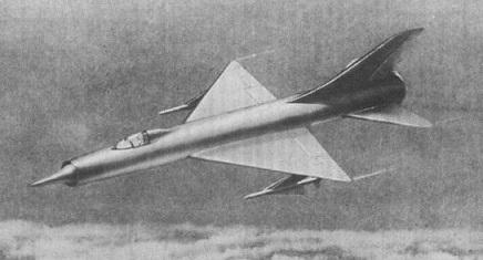 Экспериментальный истребитель-перехватчик т-37 (т-3а).