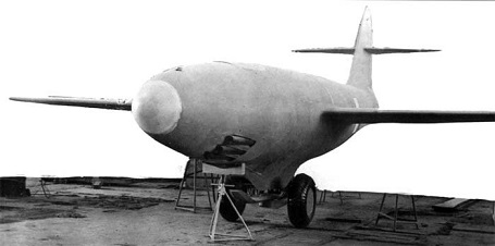 Экспериментальный перехватчик «162» (проект).