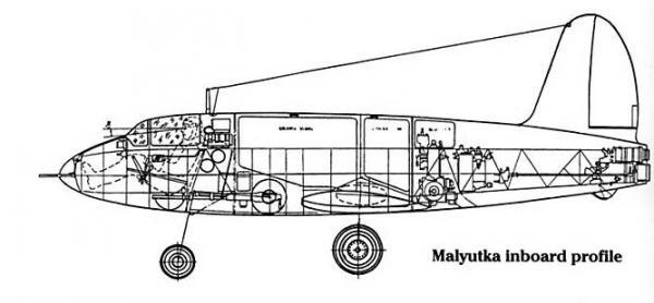 Экспериментальный самолет «4302».