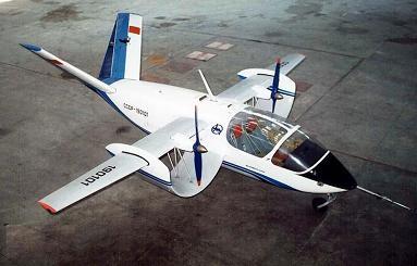 Экспериментальный самолет «изделие 181».