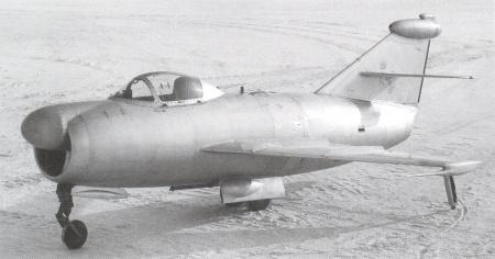 Экспериментальный самолет «к».
