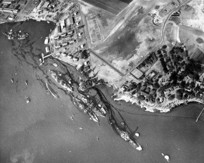 «Экспромты» пёрл-харбора. часть 1 торпеды