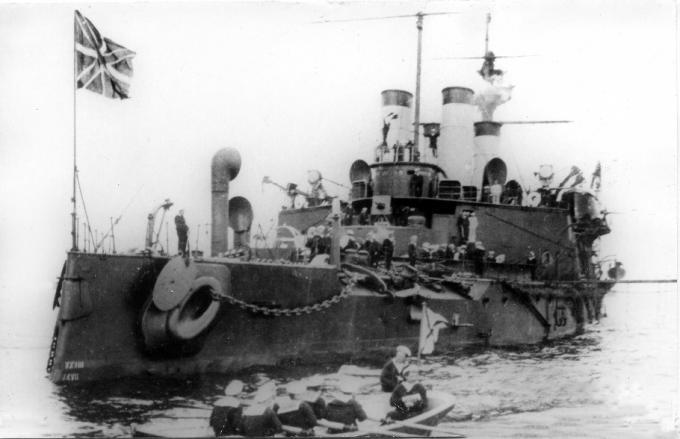 Эскадренные броненосцы балтийского флота (орлы отечества)