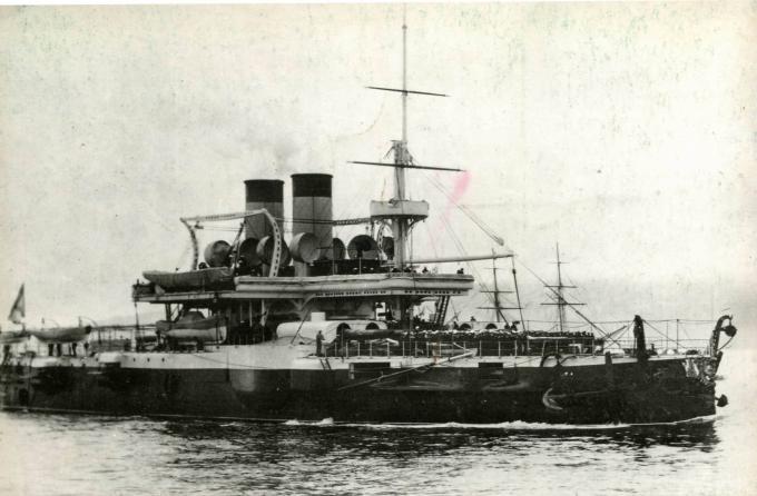 Эскадренные броненосцы черноморского флота (орлы отечества)