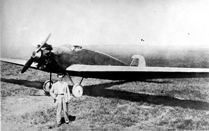 Ju49 и ef61 – самолеты, которые сделали хуго юнкерса пионером стратосферных полетов в германии часть 1